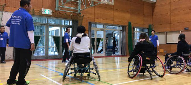 ツインバスケ「無料体験教室」と大会お手伝いに行ってきました