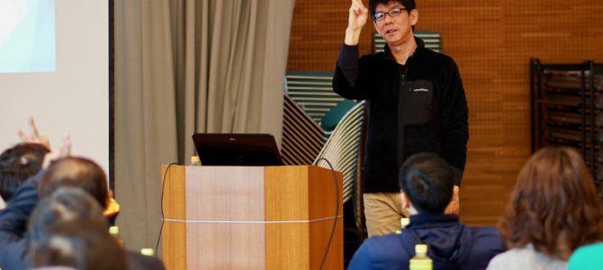 手話講習会を開催しました。