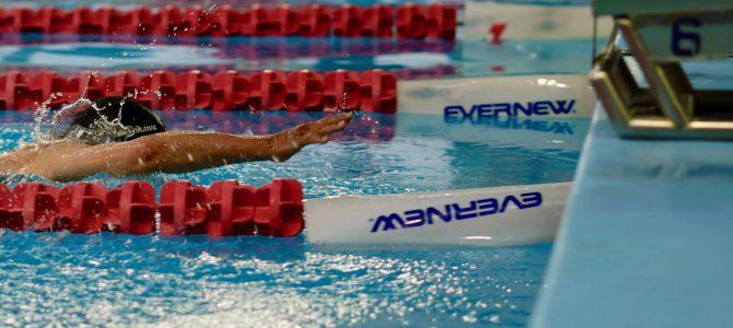 第18回富山県水泳競技会が開催されました。
