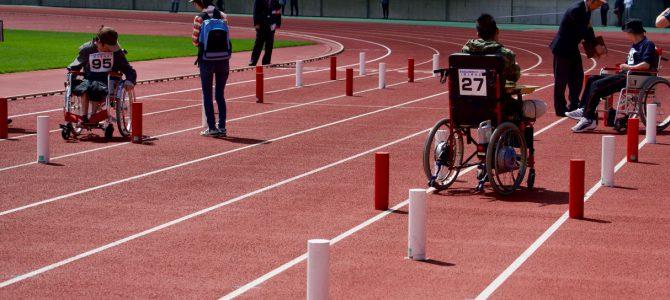 第18回富山県陸上競技会が開催されました。