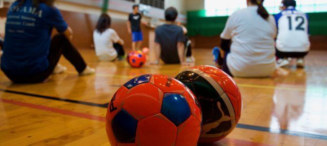 障がい者スポーツ指導員連絡会議・研修会が開催されました