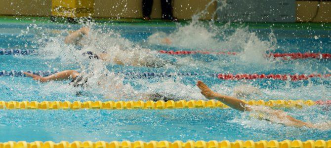 第19回富山県水泳競技会が開催されました。