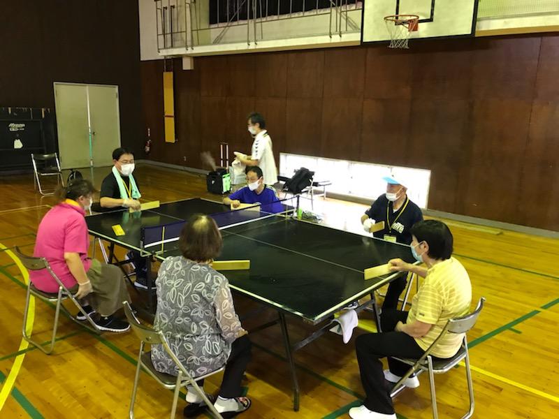 教室訪問Vol.2 卓球バレー教室